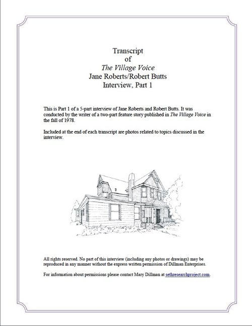 transcript cover
