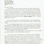 Paul's letter to Jane